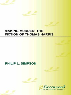 cover image of Making Murder