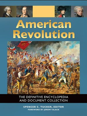 cover image of American Revolution