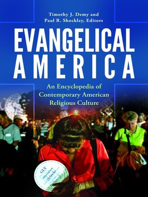 cover image of Evangelical America