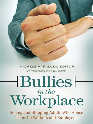 cover image of Bullies in the Workplace