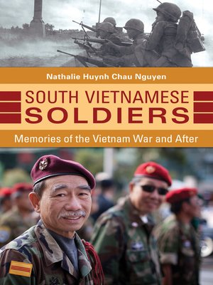 cover image of South Vietnamese Soldiers