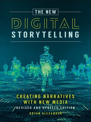 cover image of The New Digital Storytelling