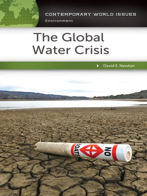 cover image of The Global Water Crisis