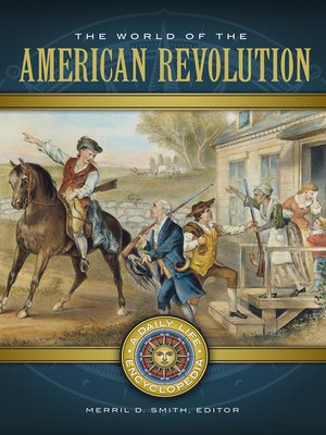 cover image of The World of the American Revolution