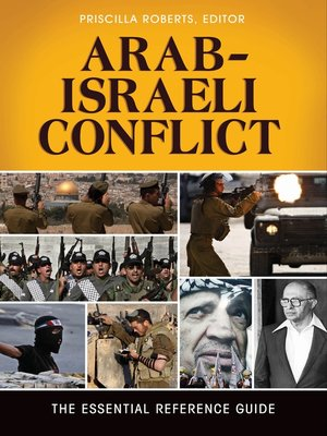 cover image of Arab-Israeli Conflict