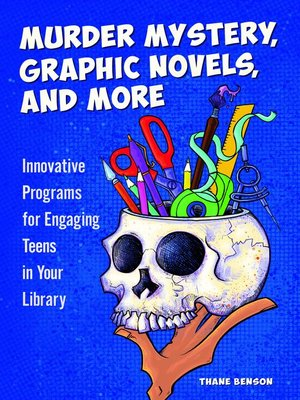 cover image of Murder Mystery, Graphic Novels, and More