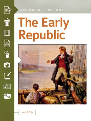 cover image of The Early Republic