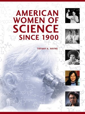 cover image of American Women of Science since 1900 [2 volumes]