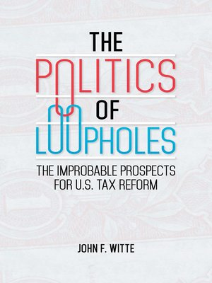 cover image of The Politics of Loopholes