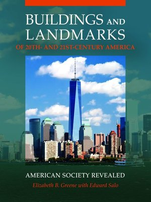 cover image of Buildings and Landmarks of 20th- and 21st-Century America