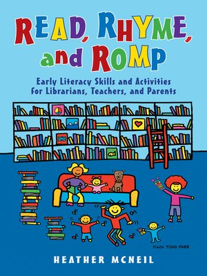 cover image of Read, Rhyme, and Romp