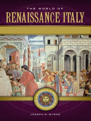 cover image of The World of Renaissance Italy