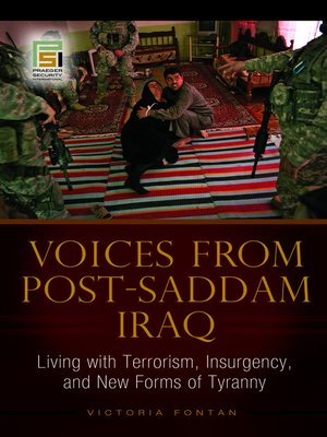 cover image of Voices from Post-Saddam Iraq