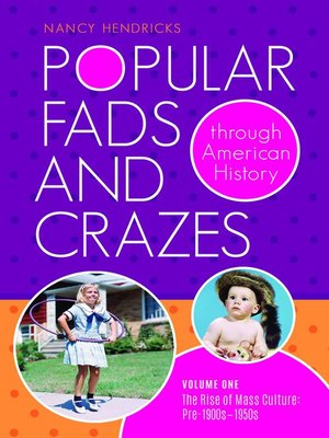 cover image of Popular Fads and Crazes Through American History [2 volumes]