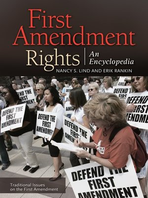 cover image of First Amendment Rights