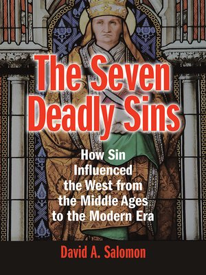 cover image of The Seven Deadly Sins