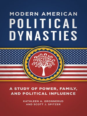 cover image of Modern American Political Dynasties