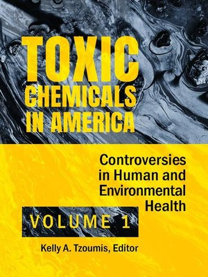 cover image of Toxic Chemicals in America