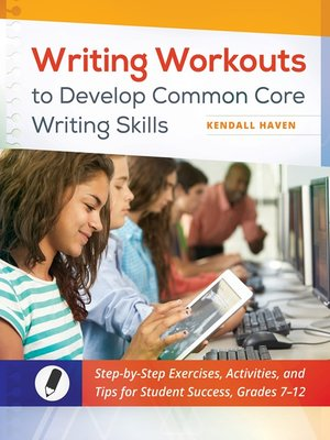 cover image of Writing Workouts to Develop Common Core Writing Skills