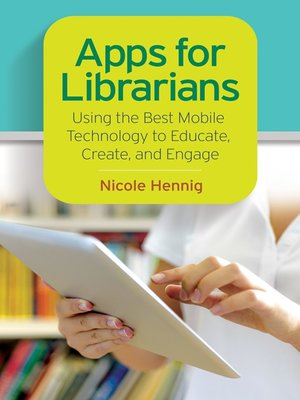 cover image of Apps for Librarians