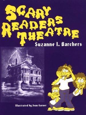 cover image of Scary Readers Theatre
