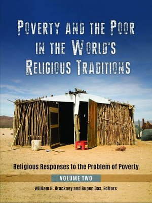cover image of Poverty and the Poor in the World's Religious Traditions