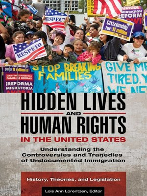 cover image of Hidden Lives and Human Rights in the United States