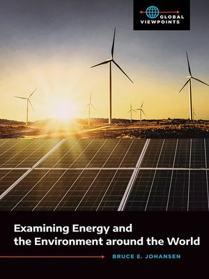 cover image of Examining Energy and the Environment around the World