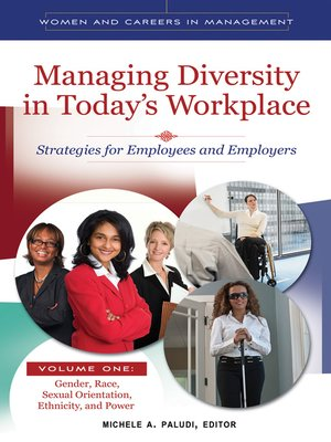 cover image of Managing Diversity in Today's Workplace