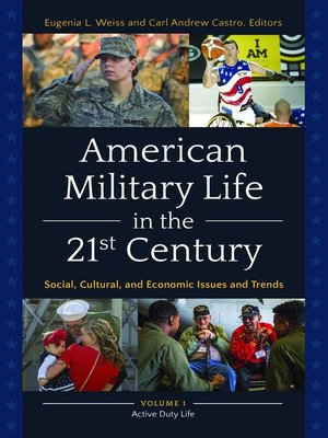cover image of American Military Life in the 21st Century