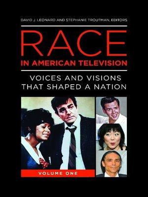 cover image of Race in American Television