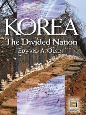 cover image of Korea, the Divided Nation