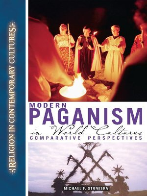 cover image of Modern Paganism in World Cultures