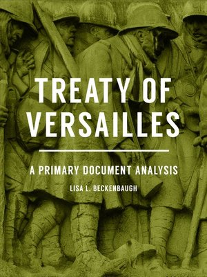 cover image of Treaty of Versailles