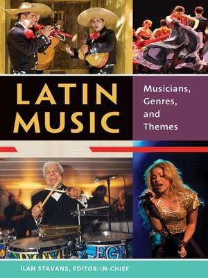 cover image of Latin Music