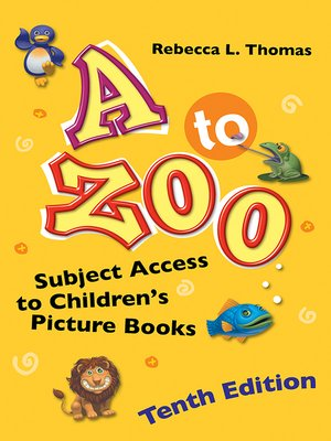 cover image of A to Zoo