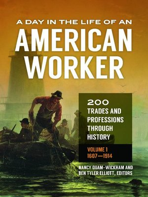 cover image of A Day in the Life of an American Worker