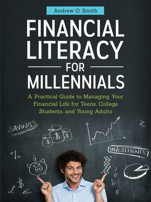 cover image of Financial Literacy for Millennials