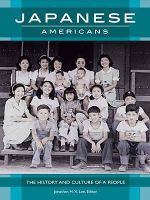 cover image of Japanese Americans