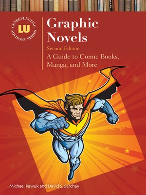 cover image of Graphic Novels