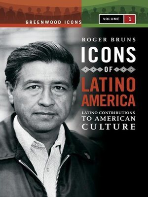 cover image of Icons of Latino America