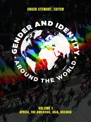cover image of Gender and Identity around the World [2 volumes]