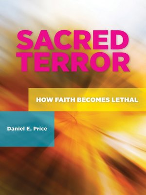 cover image of Sacred Terror