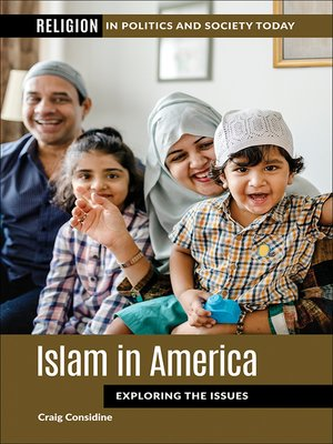 cover image of Islam in America