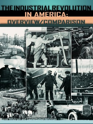 cover image of The Industrial Revolution in America