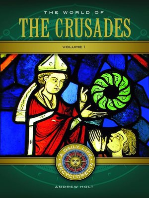 cover image of The World of the Crusades