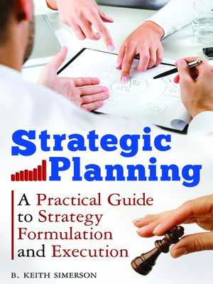 cover image of Strategic Planning