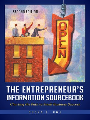 cover image of The Entrepreneur's Information Sourcebook