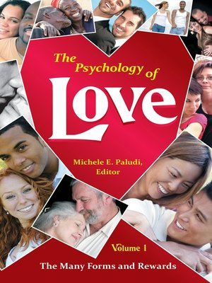 cover image of The Psychology of Love [4 volumes]