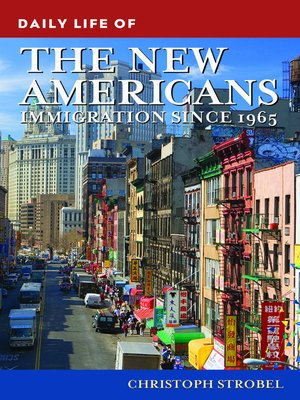 cover image of Daily Life of the New Americans